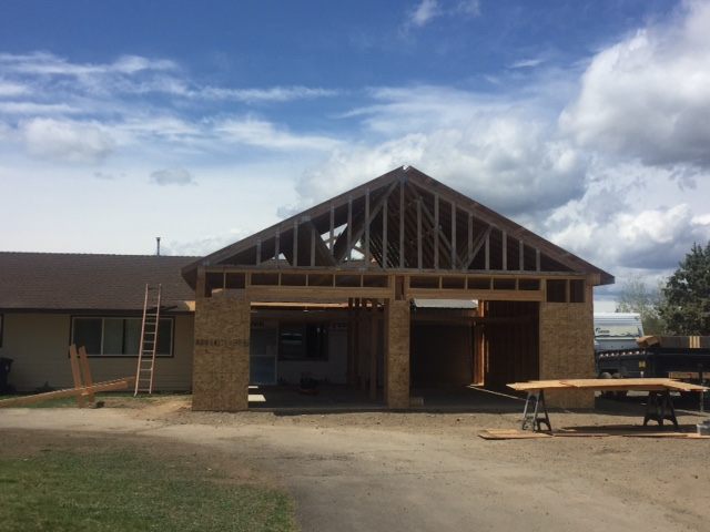 Current projects 5h construction bend oregon for Bend oregon contractors