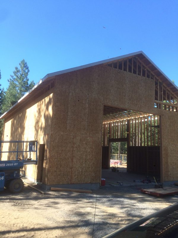 Pole Barns Shops 5h Construction Bend Oregon