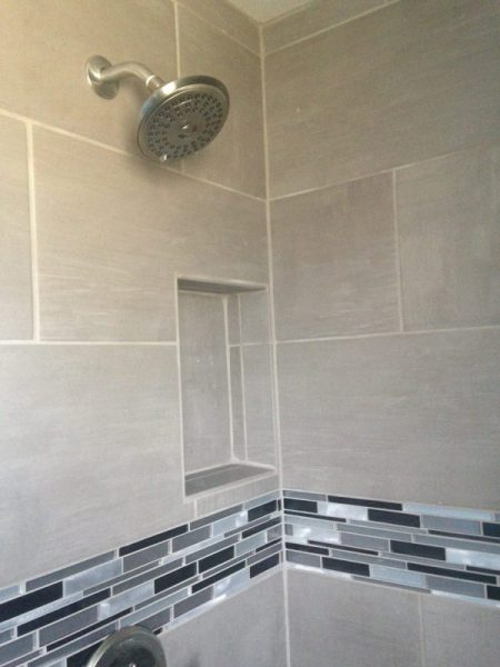 Tile bathroom remodel Central Oregon Bend Sisters Redmond