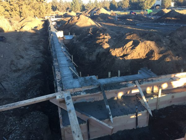 Concrete services in Central Oregon